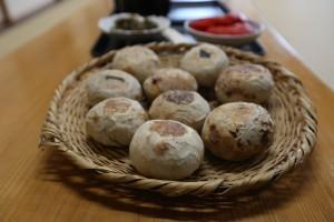 ash-baked oyaki